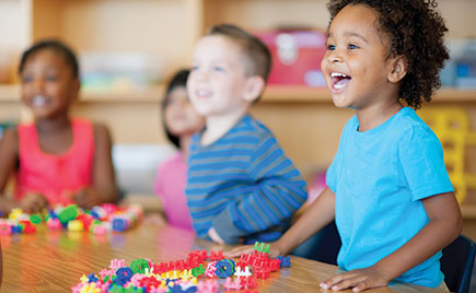 Register Now for Full Day Kindergarten